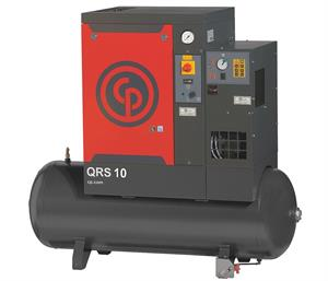Chicago Pneumatic QRS10 HPD TM Rotary Screw Air Compressor
