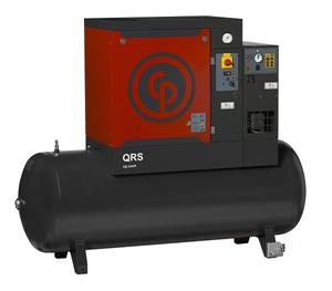 Chicago Pneumatic QRS15 HP TM Rotary Screw Air Compressor